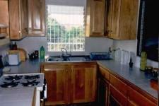 Grenada Villa - kitchen area