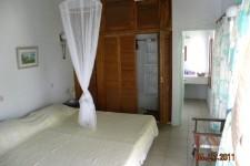 Grenada villa - bedroom area