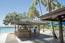 Grenada Villa - Beach bar at the Calabash