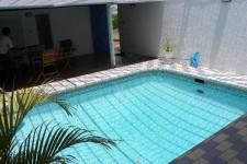 Grenada Villa - Pool area