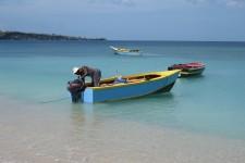 Grenada Villa Rentals - A typical water taxi