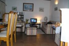 Grenada Villa Rental - Living Room