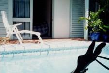 Grenada Villa - Poolside