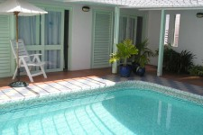 Grenada Villa - swimming pool