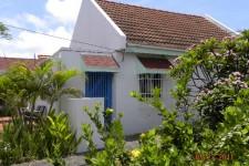 Grenada Villa - Side Elevation - Kitch