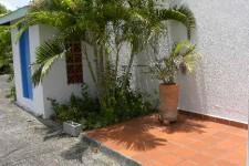 Grenada Villa - Driveway