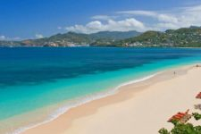 A beautiful Grenada beach