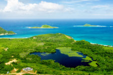 Levera Pond Grenada