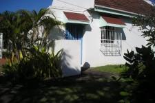 Grenada Villa - Side Elevation - Kitchen