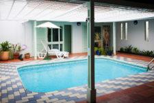Grenada Villa View across the pool