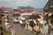 St George's the capital city is close to Grenada Villa